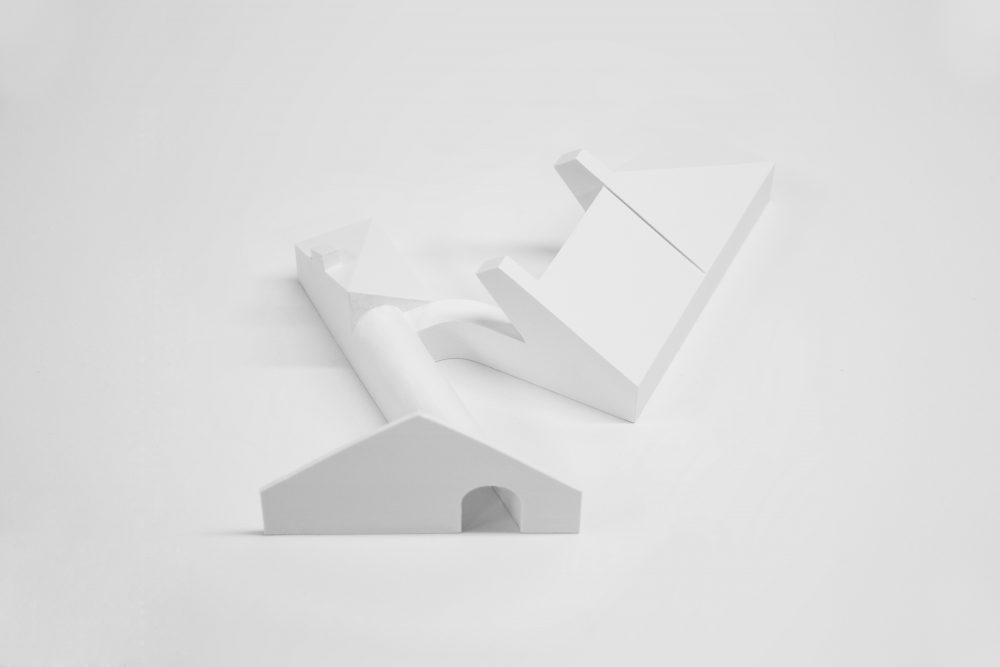 Maison Gauthier | Maquette d'étude