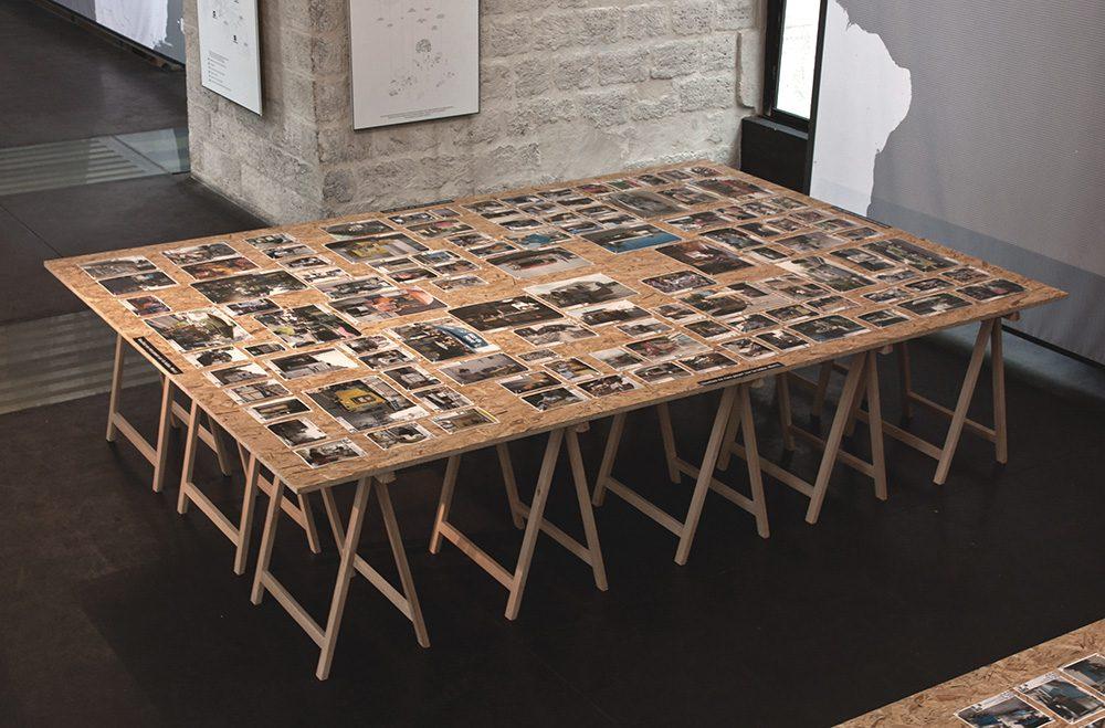 Exposition Ma cantine en ville | Galerie VIA, Paris