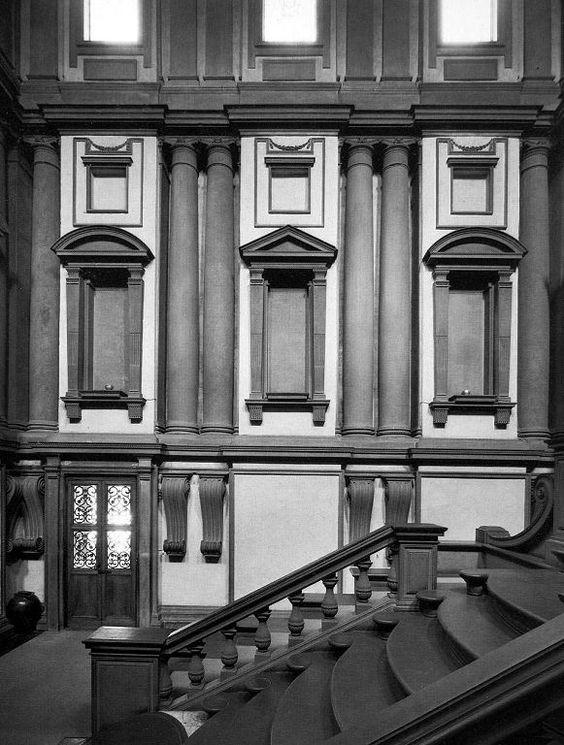 Biblioteca Medicea Laurenziana, Florence