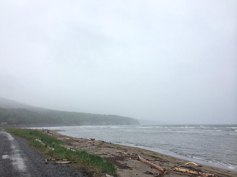 Presqu'île de Penouille, Parc national Forillon, Gaspésie
