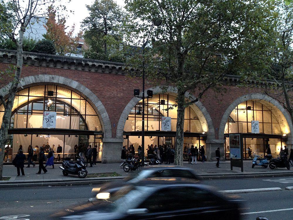Exposition Ma cantine en ville — Galerie VIA, Paris