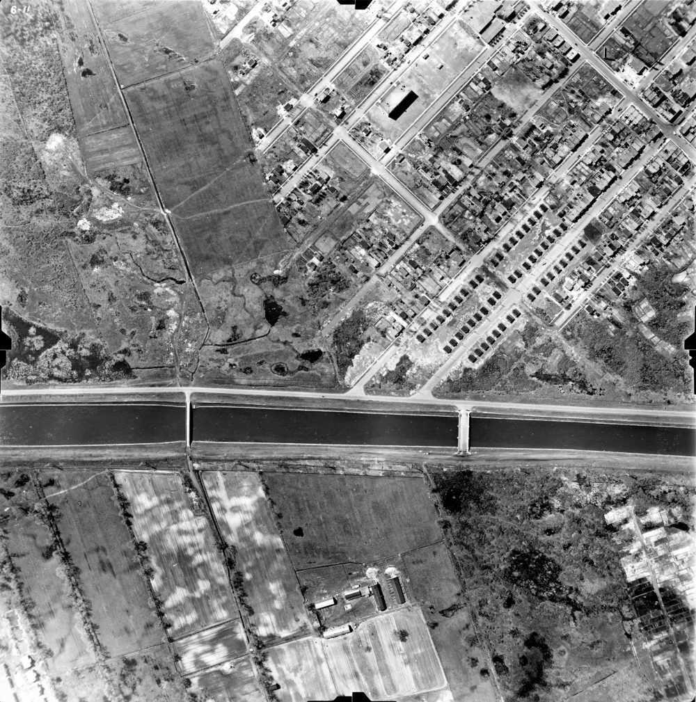 Archives Ville de Montréal 1949 | Étude de site