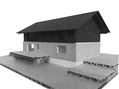 Résidence O'Brien - Atelier Barda architecture - Montréal