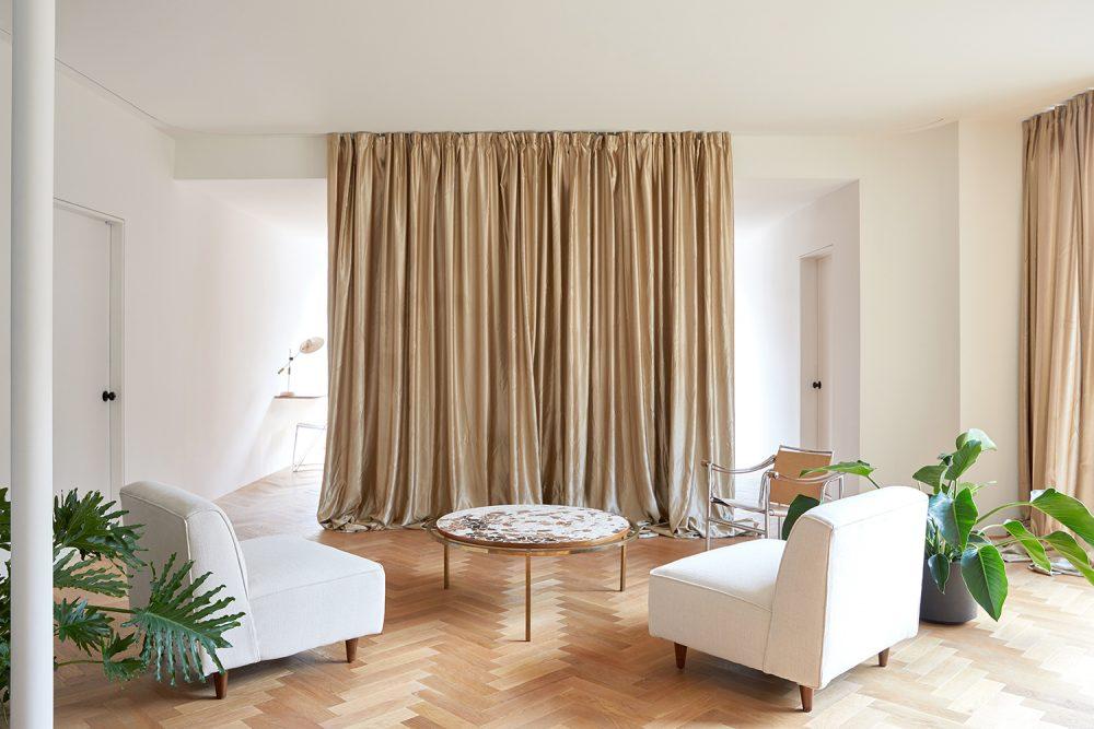 Atelier barda atelier barda for Ingresso living su soggiorno