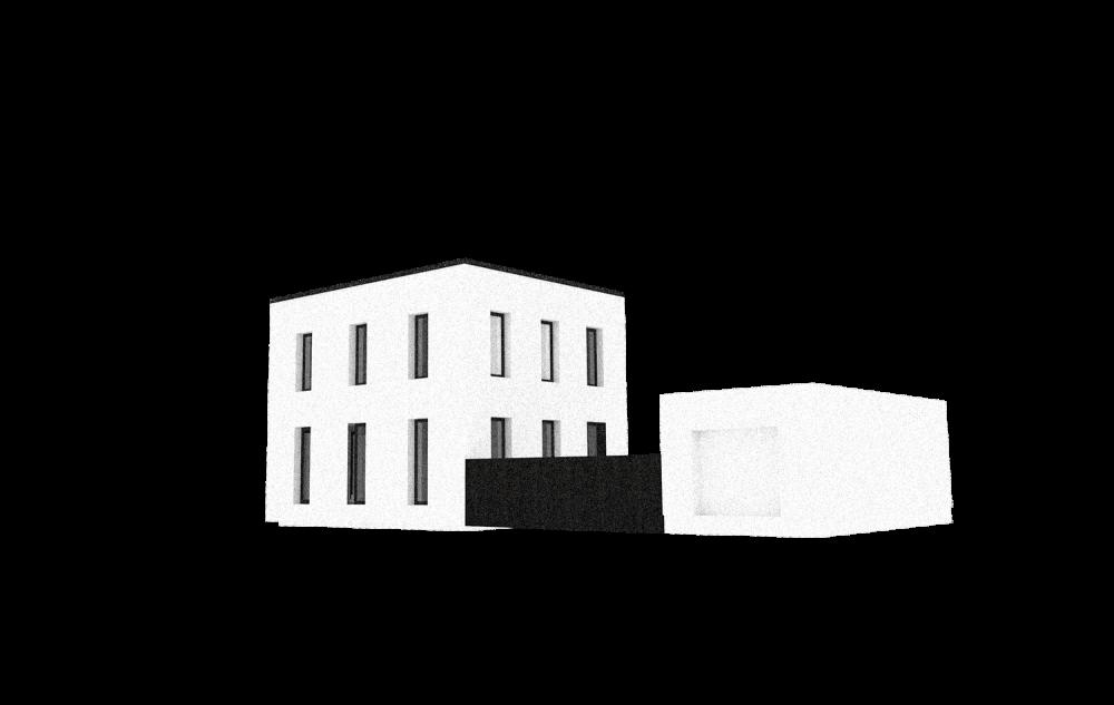 Résidence Raudot par Atelier Barda architecture - Montréal