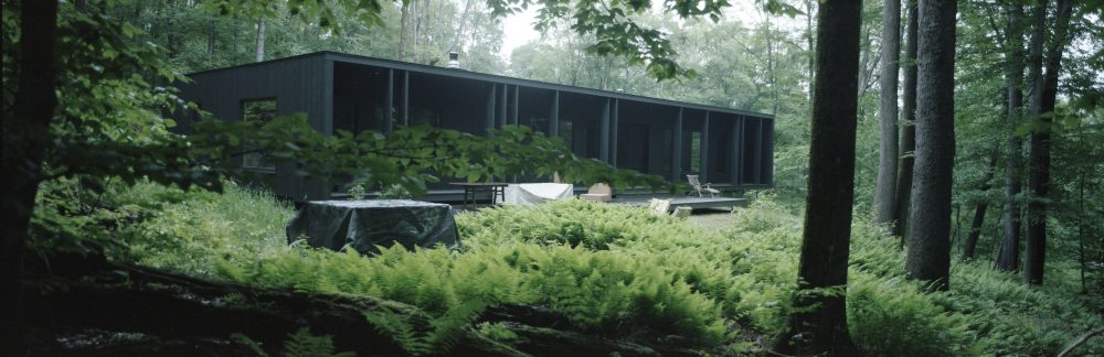 Chalet Forestier - Atelier Barda architecture