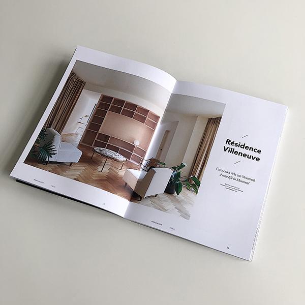 Résidence Villeneuve — Roof Magazine — No 13