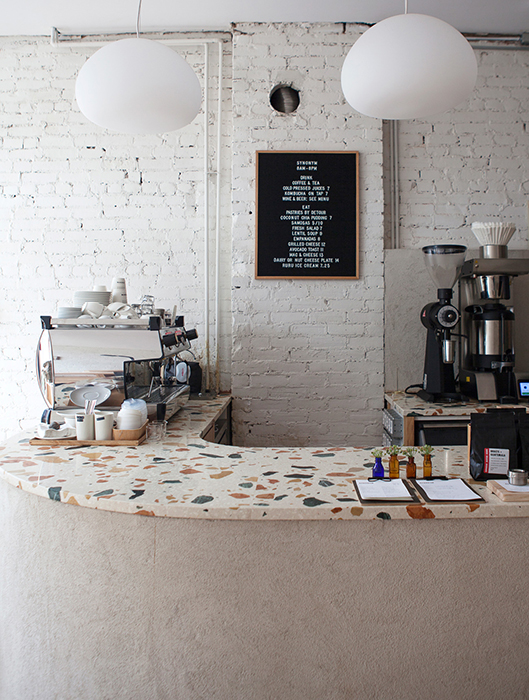 Synonym Coffee Shop — Hamilton, Ontario — photographed by Sid Singh