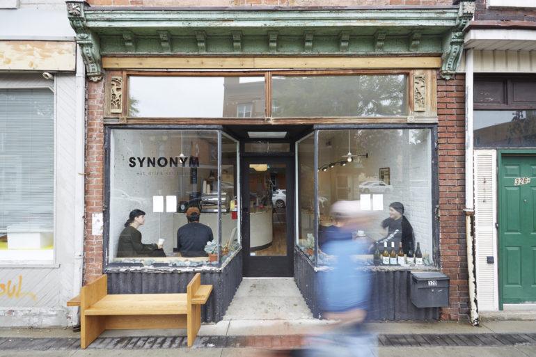 Synonym café - Atelier Barda architecture