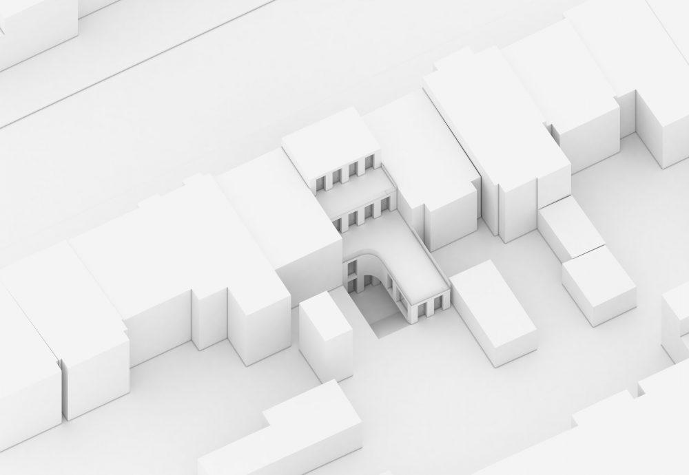 Résidences Chabot - Atelier Barda architecture - Montréal