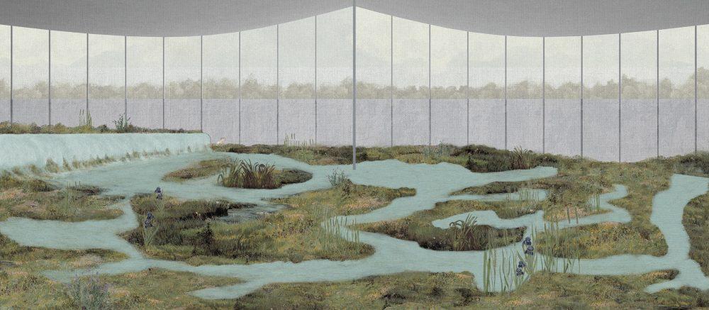 Figure-fond, Musée de l'Environnement de la Biosphère